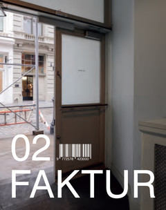 Image of front cover of Faktur No. 2