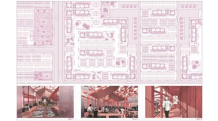Site plans and renderings