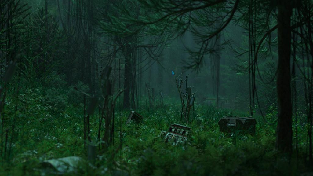 Screenshot from Ecotechnium